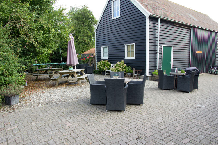 vakantiehuis Nederland, Zeeland, Meliskerke vakantiehuis NL-4365-02