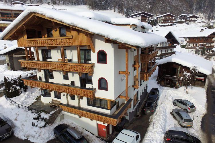Appartement Oostenrijk, Tirol, Mayrhofen-Finkenberg Appartement AT-6292-05