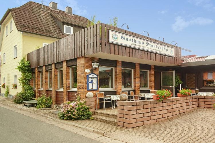 Duitsland | Beieren | Appartement te huur in Goweinstein   met wifi 2 personen