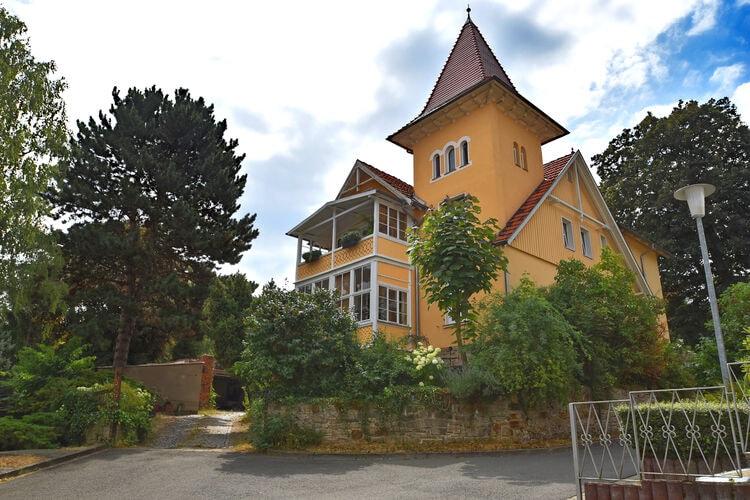 Duitsland | Berlijn | Appartement te huur in Quedlinburg-ot-bad-Suderode   met wifi 4 personen