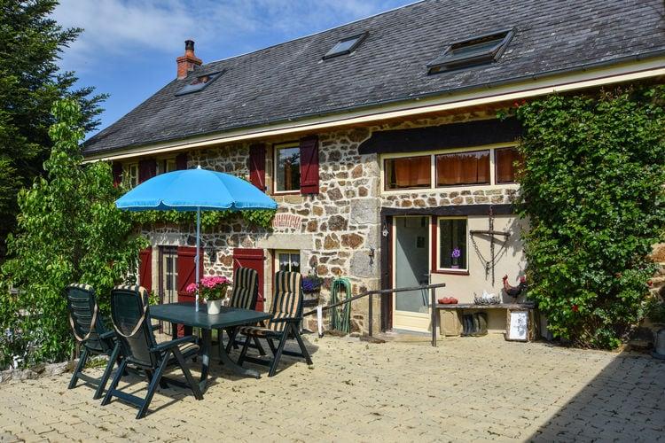Vakantiewoning Frankrijk, Auvergne, Virlet vakantiewoning FR-00005-71