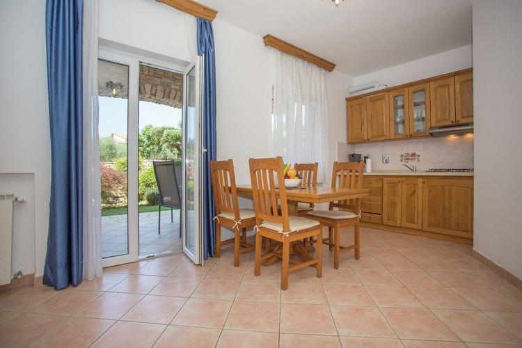 Appartement Kroatië, Istrie, Tar Appartement HR-52465-22