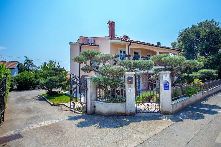 Appartement Kroatië, Istrie, Tar Appartement HR-52465-23