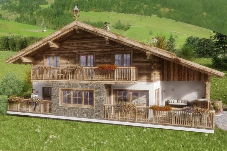 Chalet Angertal Bad Hofgastein