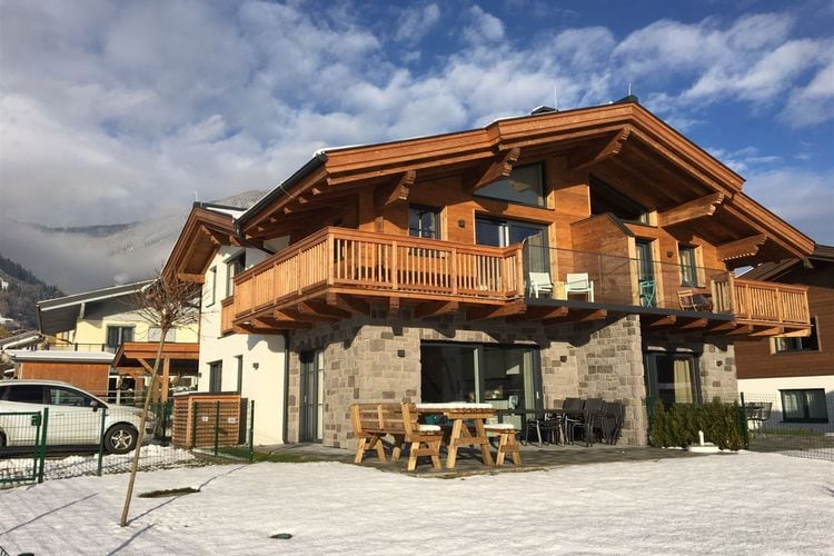 Tauern Lodge - Chalet - Piesendorf