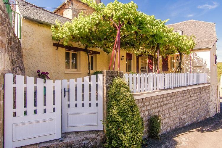 Frankrijk | Limousin | Vakantiehuis te huur in Chasteaux    4 personen