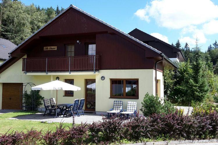 Tsjechie Vakantiewoningen te huur Mooie villa bij het Lipno-meer, ook wintersport met skipistes op loopafstand
