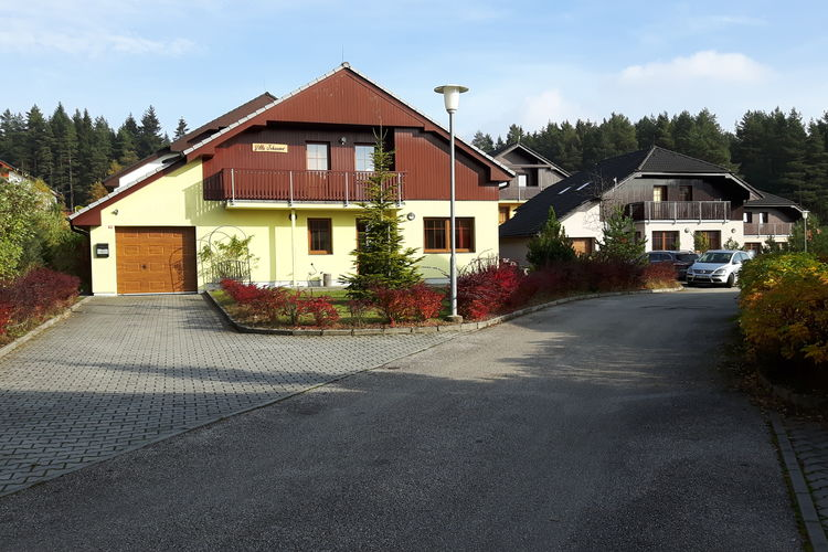 Villa Tsjechië, Zuid-Bohemen , Lipno nad Vltavou Villa CZ-00001-00