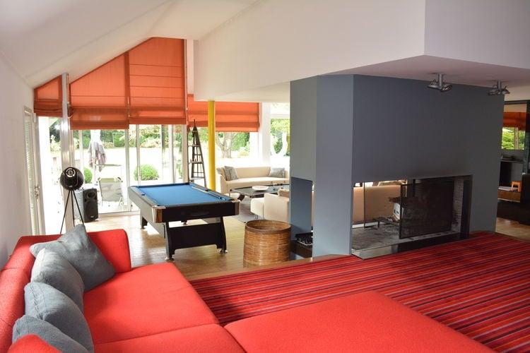 Vakantiewoning België, Henegouwen, Houthem Villa BE-0003-68