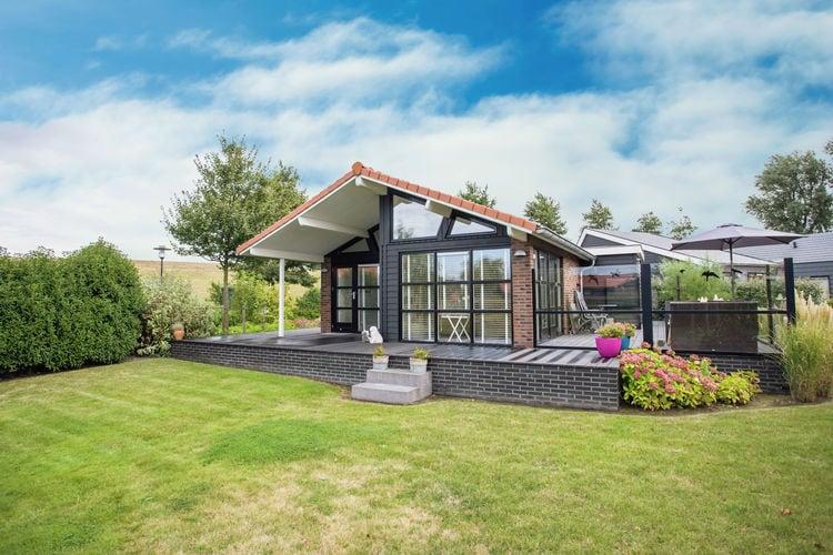Zeeland Chalets te huur Sfeervol vakantiehuis met een groot terras nabij de Oosterschelde