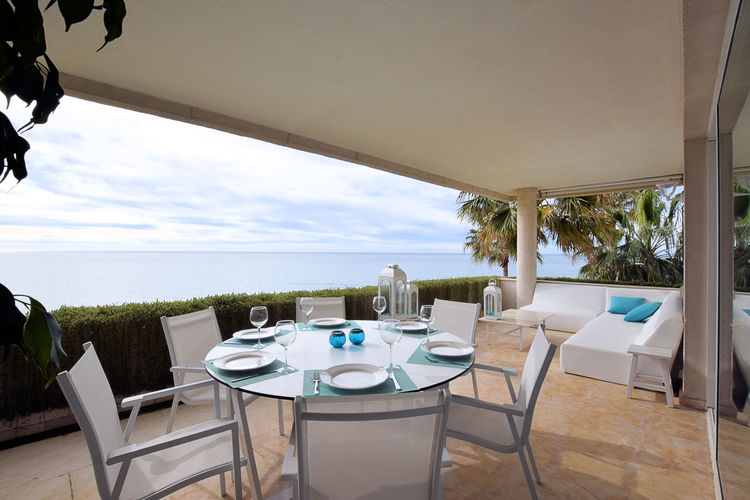 Appartement met zwembad met wifi   SpanjeLos Granados Playa 121