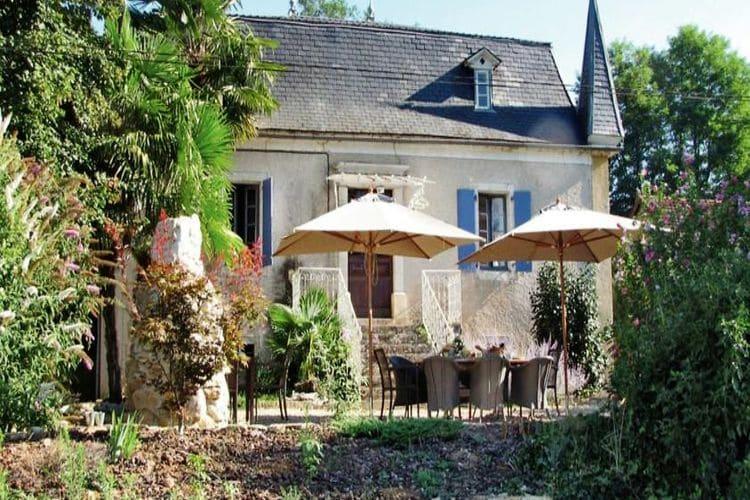 Vakantiehuis met zwembad met wifi  Midi-pyreneesVilla Joie de Vivre