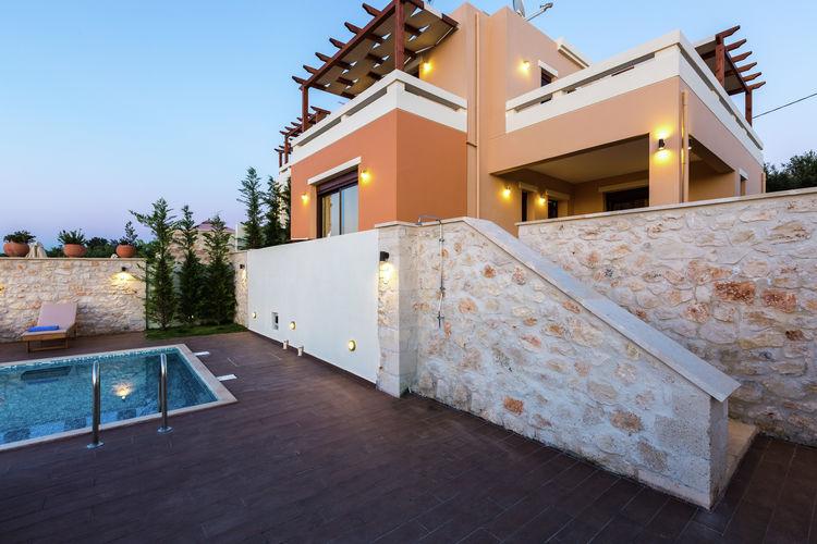 Villa Griekenland, kreta, Roupes Villa GR-74052-22