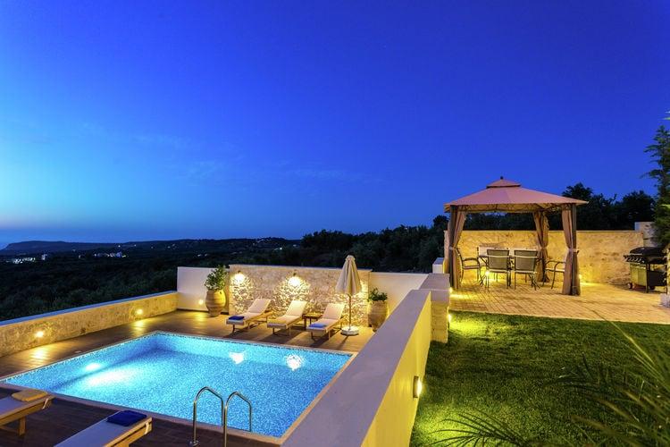 Villa Griekenland, kreta, Roupes Villa GR-74052-23