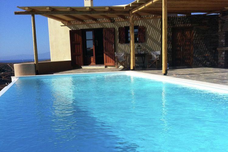Villa Griekenland, Attiki, Kea Eiland Villa GR-84002-01