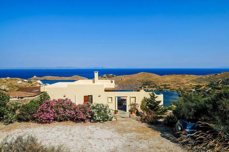 Vakantiehuizen Griekenland | Attiki | Villa te huur in Kea-Eiland met zwembad  met wifi 9 personen