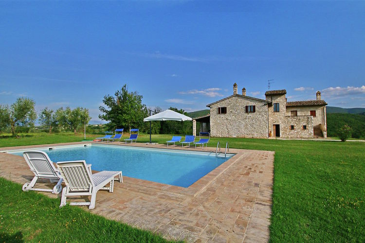 Villa Italië, Umbrie, Torri Villa IT-06035-16