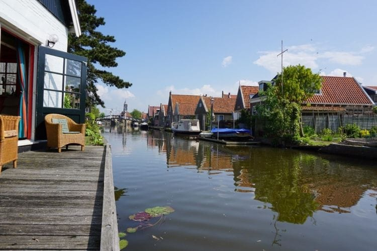 vakantiehuis Nederland, Friesland, Hindeloopen vakantiehuis NL-0006-66