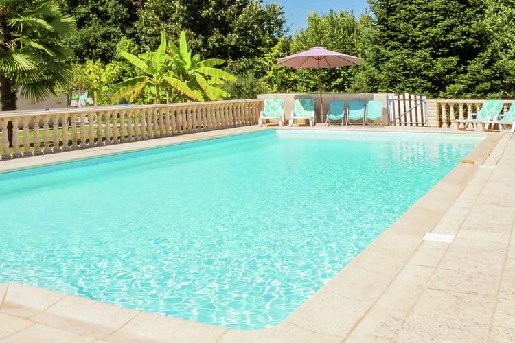 Villas Frankrijk | Dordogne | Villa te huur in Port-Sainte-foy-et-Ponchapt met zwembad  met wifi 12 personen