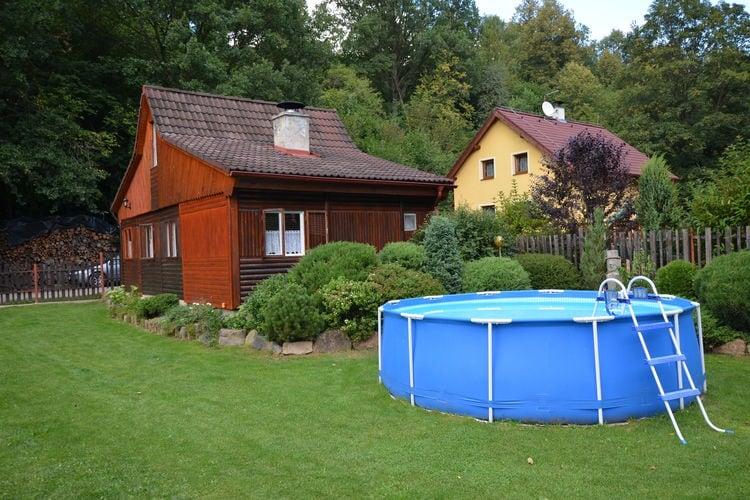 vakantiehuis Tsjechië, Zuid-Bohemen , Staré Dobrkovice vakantiehuis CZ-38101-11