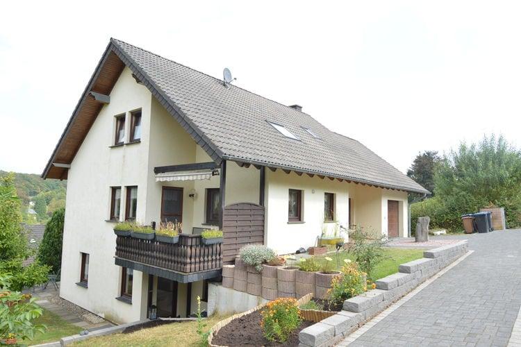 Vakantiehuis  met wifi  EifelFerienwohnung Fries