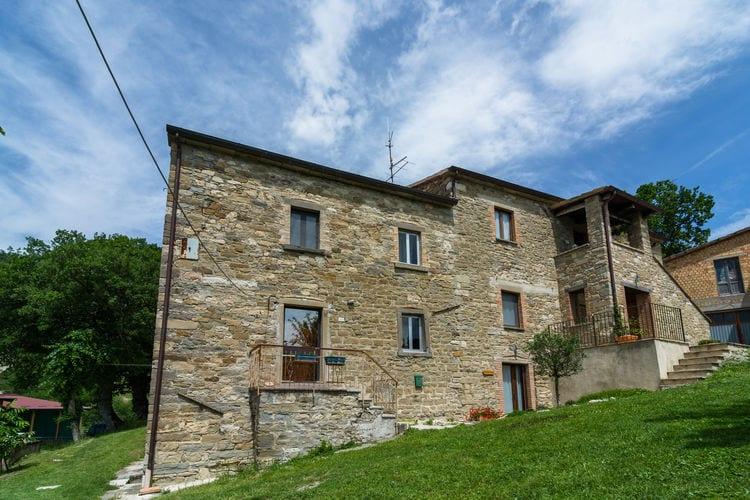 Boerderij Italië, Marche, Sestino Boerderij IT-52038-02