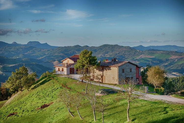 vakantiehuis Italië, Marche, Sant