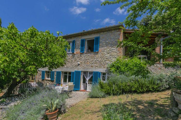 Villa met zwembad met wifi  Schifanoia  Casa Pesce