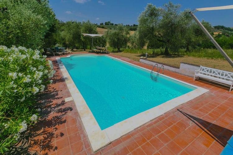 Vakantiehuizen Italie | Umbrie | Villa te huur in Schifanoia met zwembad  met wifi 8 personen