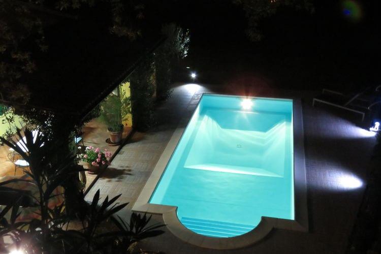 Bungalow met Zwembad te huur