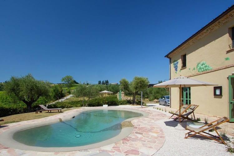 Villa Italië, Marche, Barchi Villa IT-61030-12
