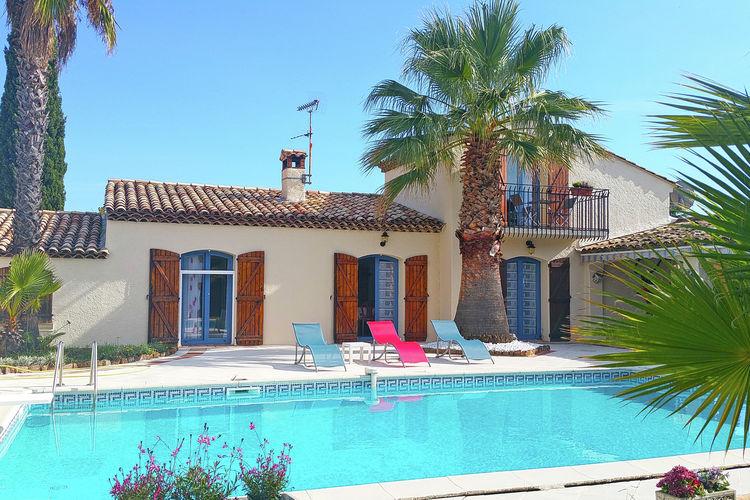 Vakantiehuis met zwembad met wifi  Roquebrune-sur-ArgensVilla Fourques