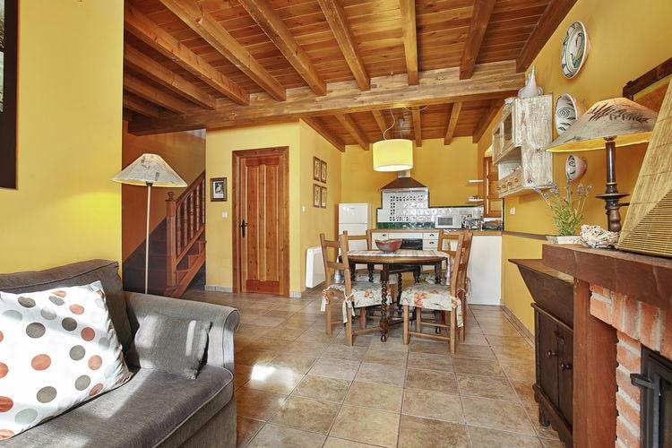 vakantiehuis Spanje, Het Groene Spanje, Nava vakantiehuis ES-00005-57