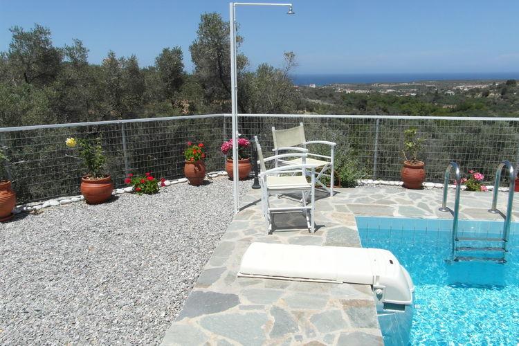 Vakantiewoning Griekenland, kreta, Agia Triada vakantiewoning GR-74100-60