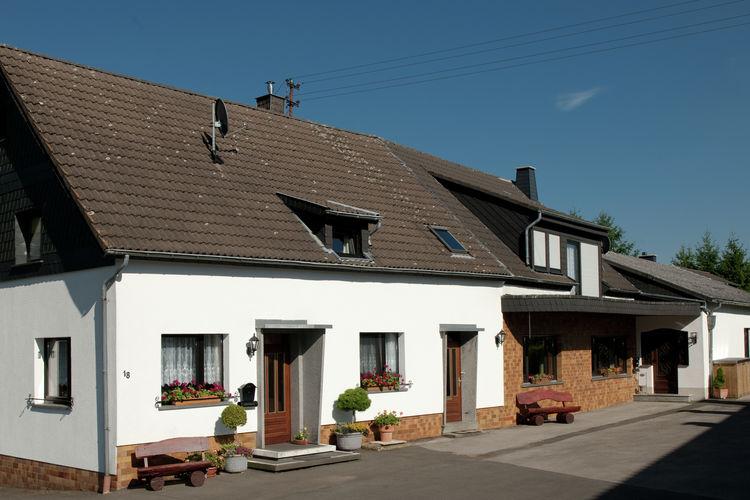 Vakantiehuizen Duitsland | Noordrijn-Westfalen | Vakantiehuis te huur in Ramscheid   met wifi 8 personen