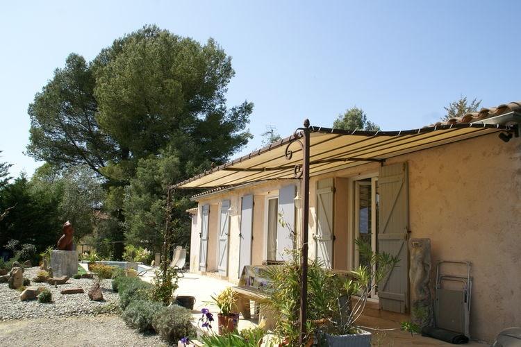 Vakantiehuizen Frankrijk | Provence-alpes-cote-d-azur | Vakantiehuis te huur in Draguignan met zwembad  met wifi 3 personen