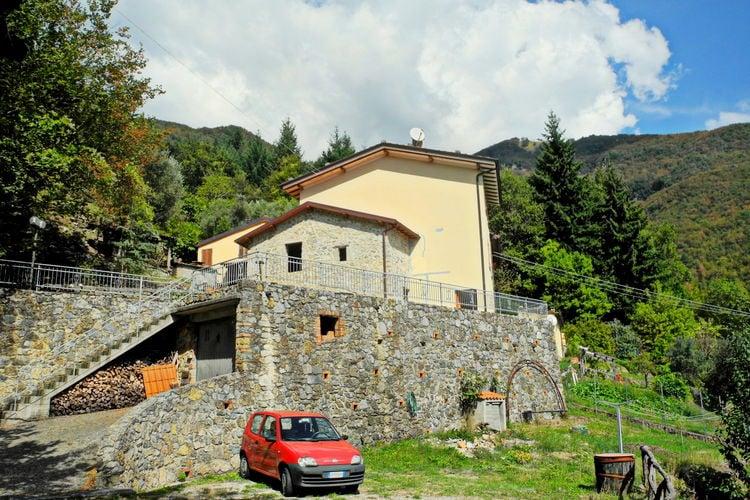 Toscana Chalets te huur Leuk huisje met panoramisch terras en tuin