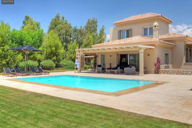Villa Griekenland, Peloponnesos, Ververonda - Argolis Villa GR-21061-03