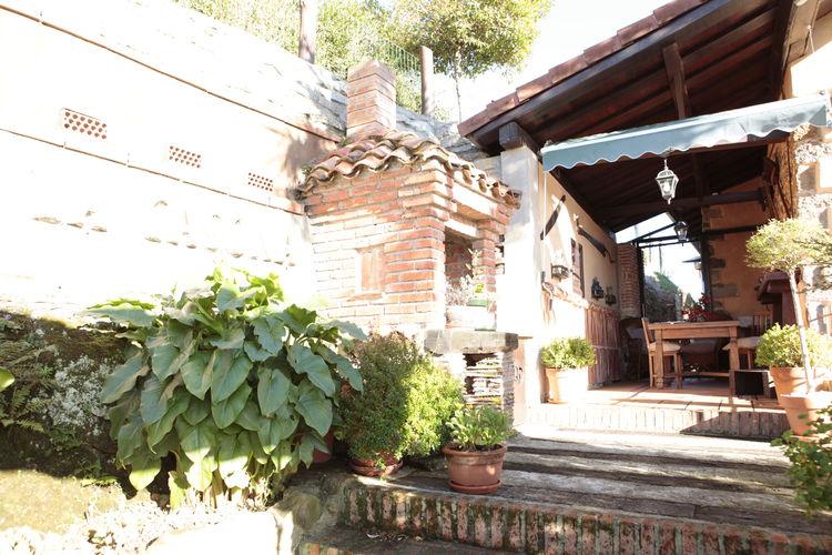 Het Groene Spanje Vakantiewoningen te huur Knusse woning tussen de bergen en de stranden van Asturië
