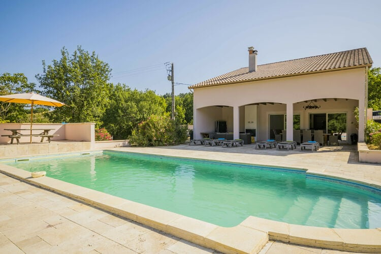 Frankrijk | Midi-Pyrenees | Villa te huur in Montayral met zwembad   8 personen