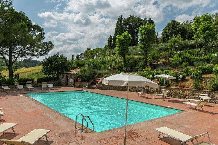 vakantiehuis Italië, Toscana, Siena vakantiehuis IT-53100-19