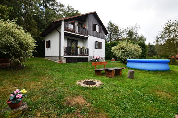 vakantiehuis Tsjechië, Zuid-Bohemen , Dubovice vakantiehuis CZ-39301-15