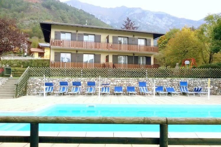 vakantiehuis Italië, Italiaanse Meren, Val di Ledro vakantiehuis IT-38060-103