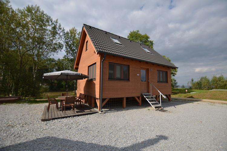 Mooi gelegen vakantiehuis op bioligische boerderij, slechts 10 km van Třeboň