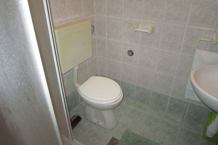 Vakantiewoning Kroatië, eld, Pag Appartement HR-00001-86