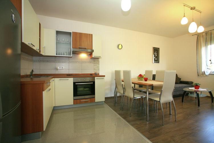 Vakantiewoning Kroatië, eld, Krk Appartement HR-51500-20