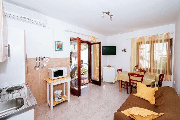 Appartement Kroatië, Dalmatie, Pakostane Appartement HR-23211-13