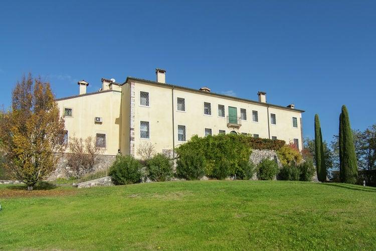 Vakantiewoning huren in Montebello-Vicentino -   met wifi  voor 4 personen  Historisch, prachtig gerestaureerd..
