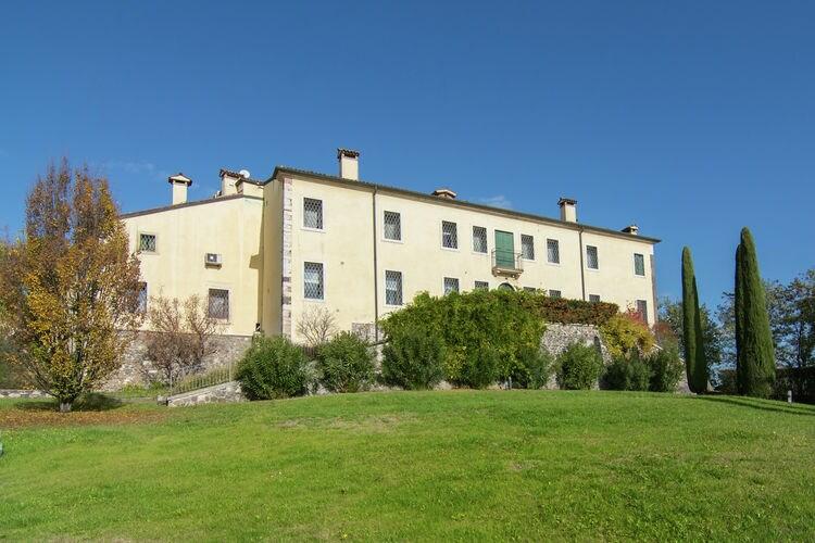 Vakantiewoning huren in Montebello-Vicentino -   met wifi  voor 6 personen  Historisch, prachtig gerestaureerd..