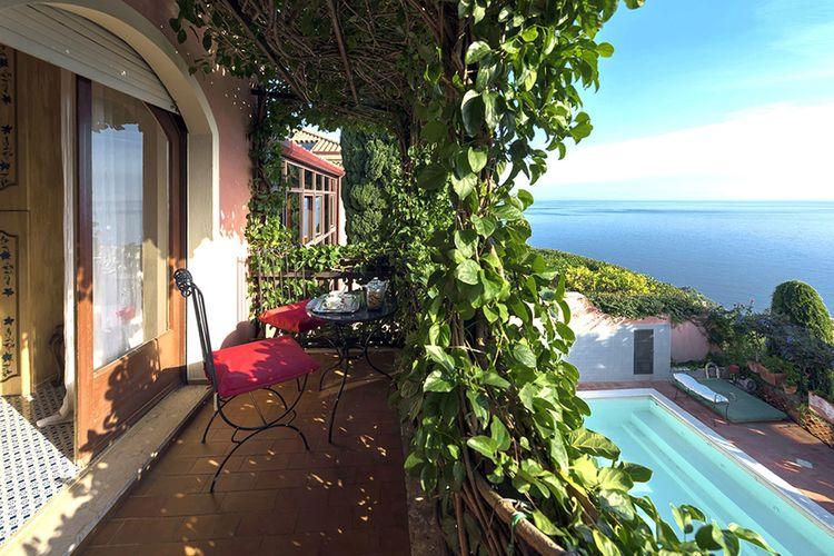 Villa met zwembad met wifi  SiciliaBoheme